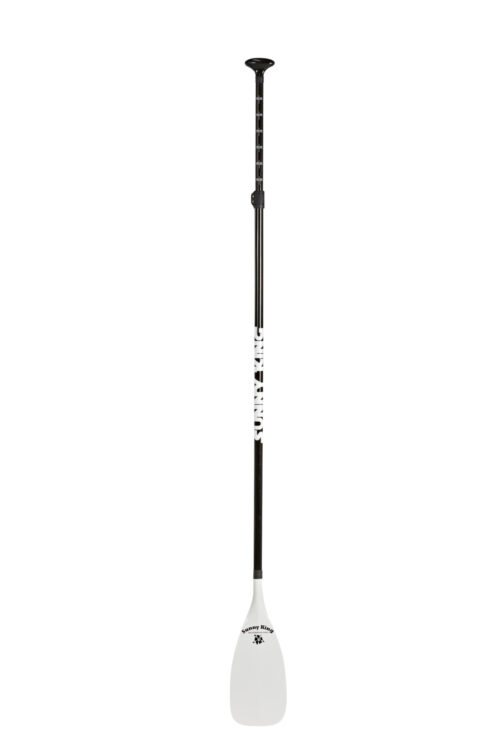 Carbon / Fibreglass Fixed Paddle White