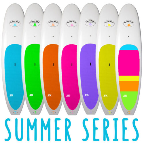Summer Series SUP