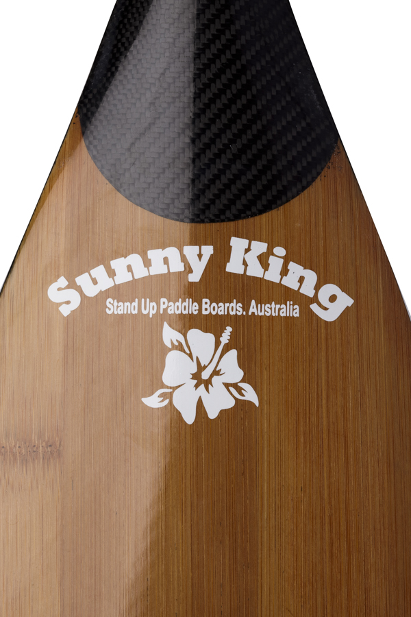 SUNNY KING Bamboo Carbon Paddle