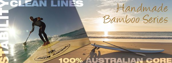 Sunny King Bamboo SUP Packages